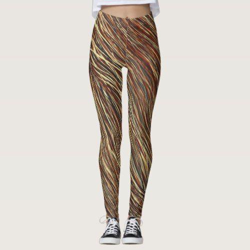 Gum Tree Bark Two Leggings 63 30 By Designblerta Womens Yoga