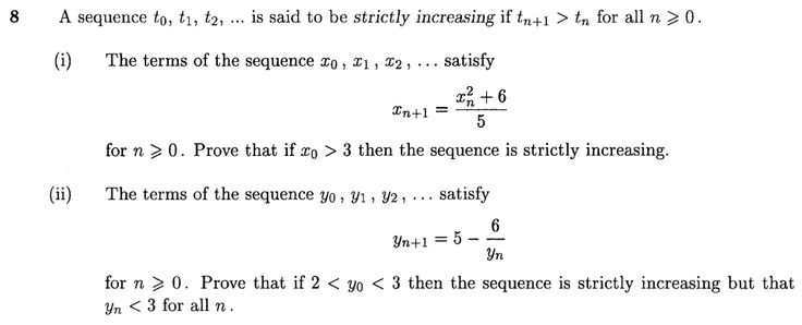STEP I 2004 Q8 - increasing seqs, needs inequalities