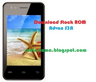 Download Stock ROM Advan S3A