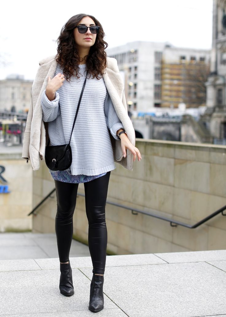 die besten 17 ideen zu leder leggings outfit auf pinterest leder leggings leder leggings look