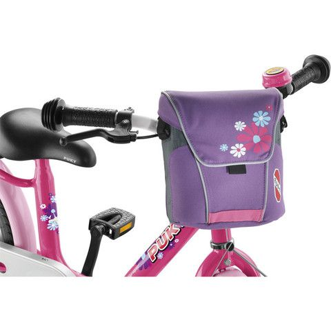 PUKY Handlebar & Shoulder Bag - Lovely Pink