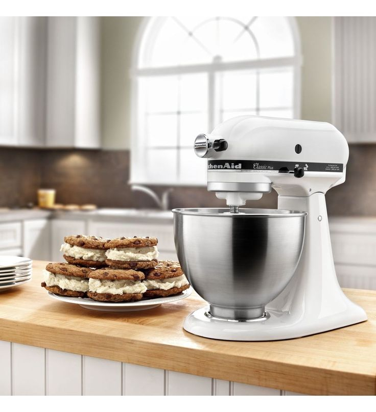 Kitchenaid classic plus 45qt stand mixer review