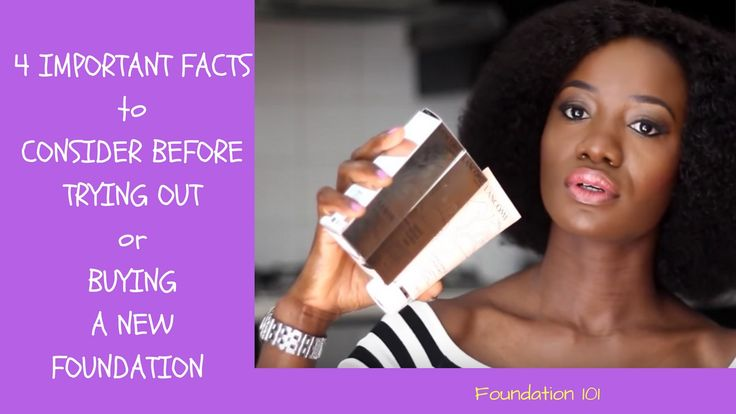 """Whether subtle make up or dramatic one, good """"foundation"""" is the back bone of any kind of make up. To get that flawless looking skin even if you don't have one, you need a foundat…"""