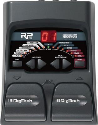 Digitech RP-55 gitár multieffekt