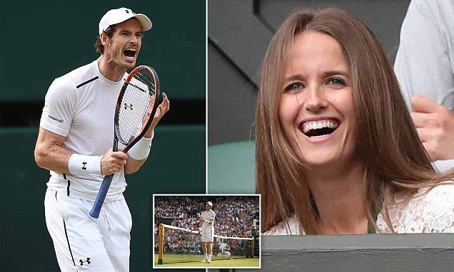 Andy Murray defeats Tomas Berdych to reach Wimbledon 2016 final