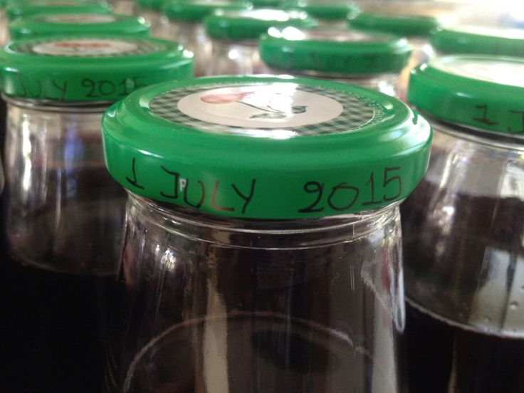 2015 sour cherry juice