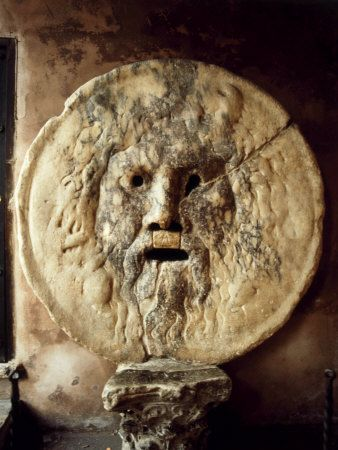 Rome The Mouth of Truth.
