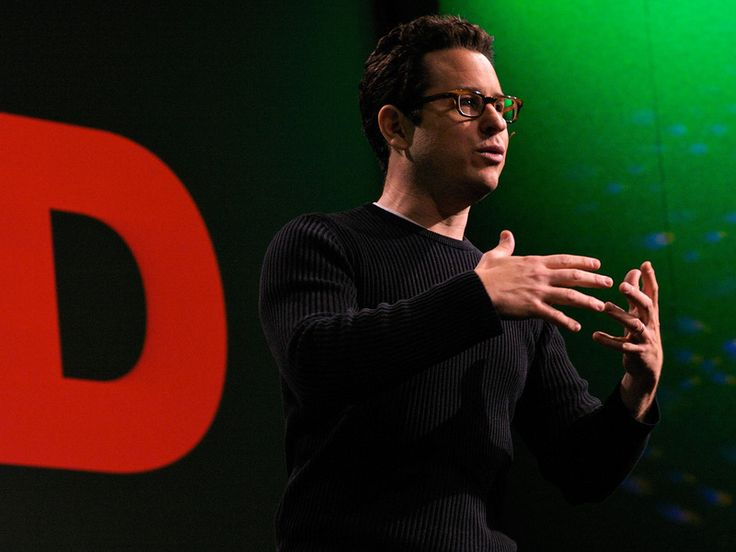 JJ Abrams: The mystery box.  :: the other 2 ideas i came away with from watching this were his comments about the democratization of media and how no society is best served by elitism.