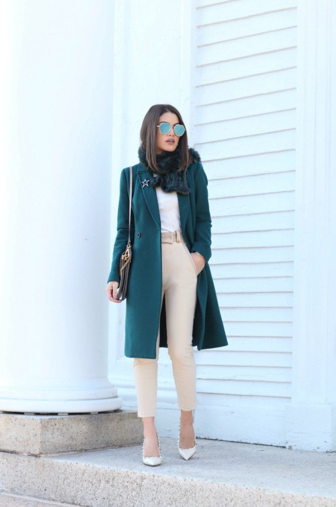 Super Vaidosa Look do Dia: Neutro com um toque de verde - Super Vaidosa