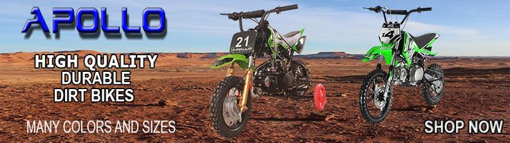 Apollo Dirt Bikes