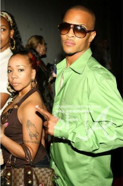 Ti And Tiny Wedding | rapper t i and girlfriend tameka tiny cottle finally and officially ...