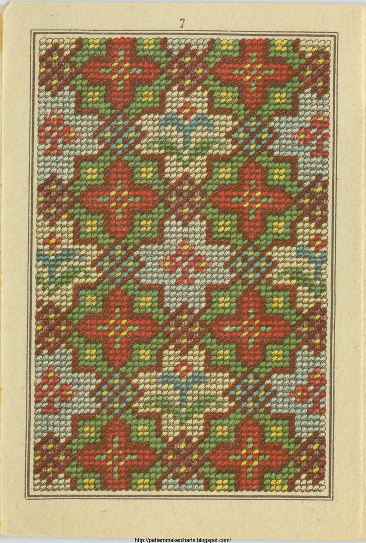 Free Historic Old Pattern Books  #307