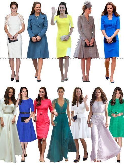 キャサリン妃が実践するファッションTIPS7
