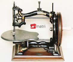 Bekijk hier foto's en info over vele oude en antieke naaimachines - Matri Naaimachines