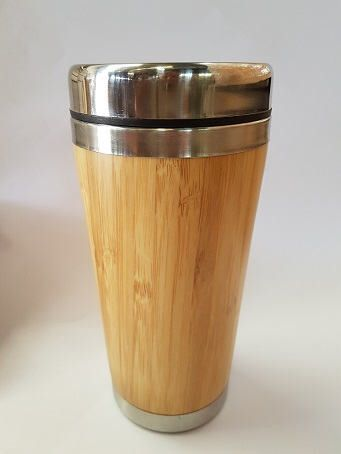 Bamboo Travel Flask by BambooProductsAus on Etsy https://www.etsy.com/au/listing/511252543/bamboo-travel-flask
