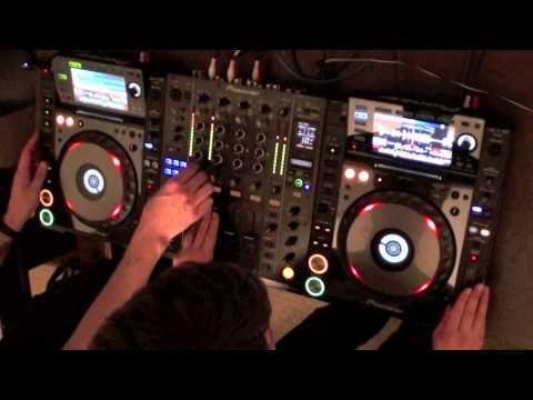 Solidisco Pioneer CDJ-2000 Nexus Performance - YouTube
