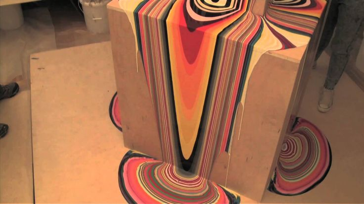 Paintings by Holton Rower Direction, Cinematography, and Editor - Dave Kaufman Time Lapse Video of three paintings and the construction process that goes int...