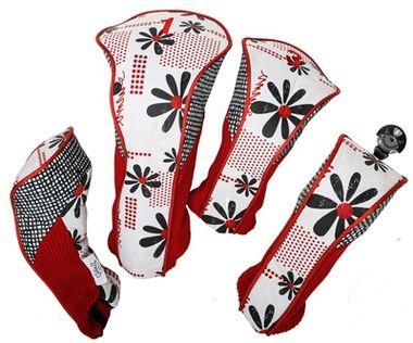 Glove It Daisy Script Ladies Golf Head Covers