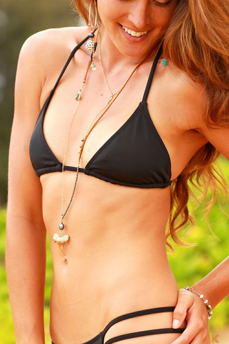 Beach Bling Ashley Johnson Bikini Swimwear Bikinis