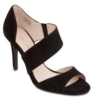 Jane Debster - Mistress - Black Nubuck
