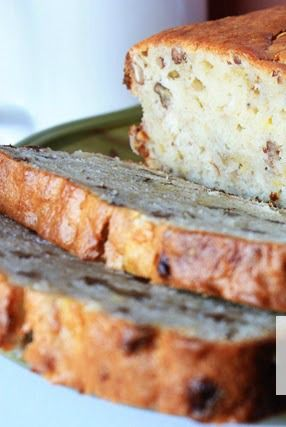 Bisquick Banana Bread - I use my homemade baking mix and this turns out delicious every time!
