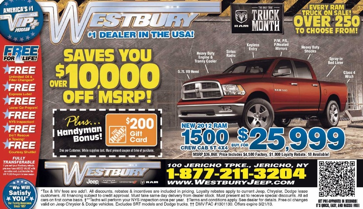 Dodge Ram Sale at Long Island Dodge Ram Dealer 1.jpg