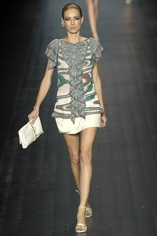 Missoni Spring 2008 Ready-to-Wear Collection Photos - Vogue