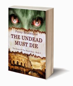 #free #read: 'The Undead Must Die – Chapter 2' (Who kidnapped Floriana?) | Penny Writes