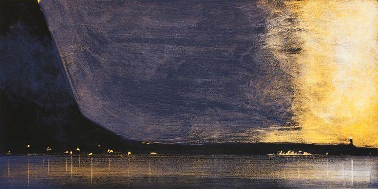 Ørnulf Opdahl(Norwegian, b.1944)Alnes via more