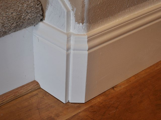 59 best images about baseboard moldings on pinterest for Art deco baseboard molding