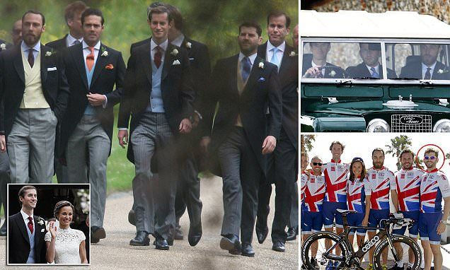 Pin On Pippa S Wedding A Bit Of An I Do