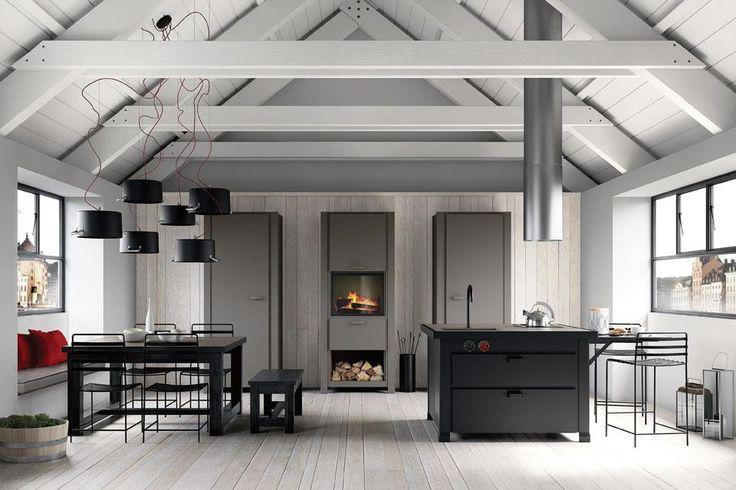 Las 25 mejores ideas sobre techo a dos aguas en pinterest - Sillas colgantes del techo ...