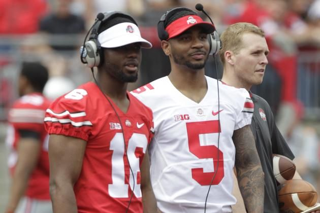 Braxton Miller Announces Decision to Remain at Ohio State