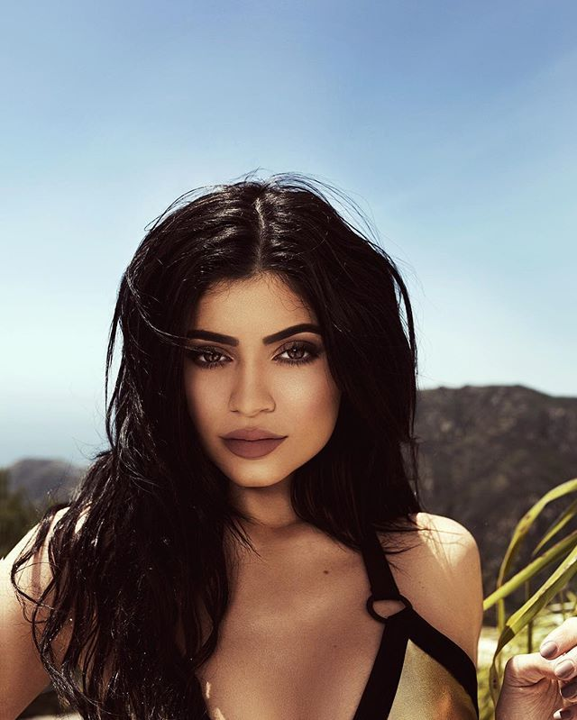 Pin for Later: 30 Times Kylie Jenner's Bikini Body Made You Do a Double Take