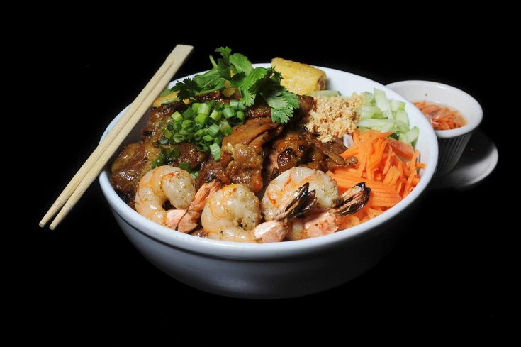 The Vietnamese restaurant's menu is a page-turner, offeringtraditional pho to more adventurous Vietnamese, Chinese and Thai dishes.