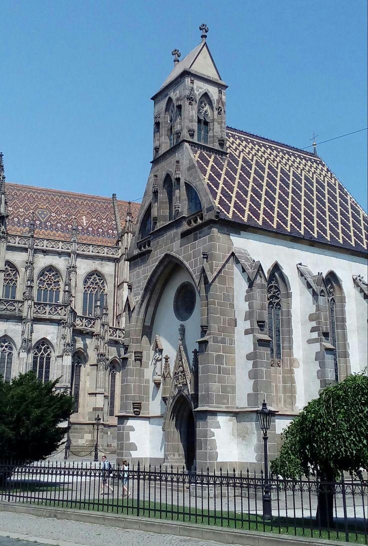 Saint Michael Chapel, Košice