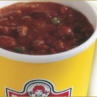 Copy Cat Wendy's Chili! I made this today and it was just like the real thing. I had planned on letting it simmer in the slow cooker all day, but it smelled so good I caved in and ate some around noon. Will definitely be making it again!
