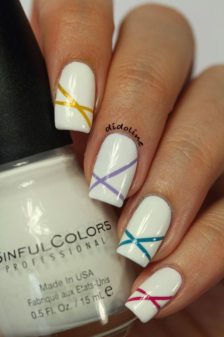Le blog de Mama chan | Nail art sur ongles naturels (mais pas que!)