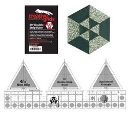 20 best creative grid ruler quilts images on Pinterest   Patterns ... : creative grid rulers for quilting - Adamdwight.com