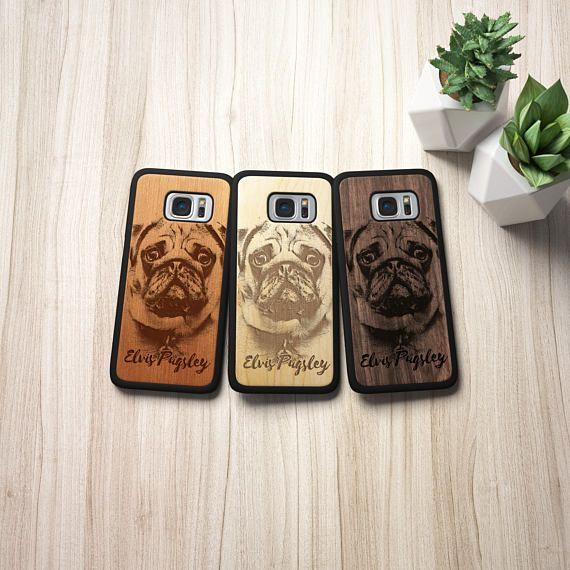 Pug Custom Name iPhone Case SE 5c 5s 5 6 /6s 7 Plus Case