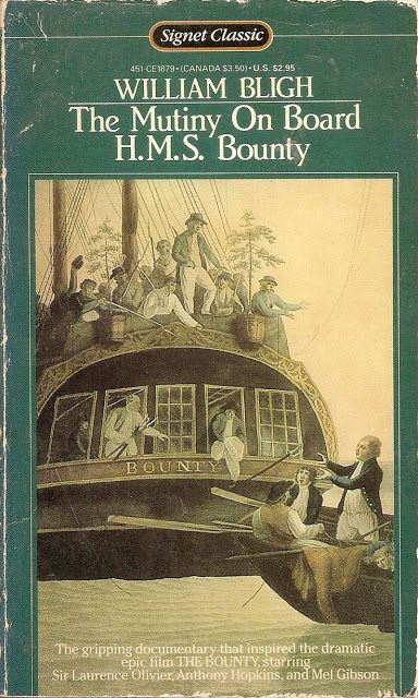 Lyssa humana: First Lines: William Bligh - Mutiny on the Bounty