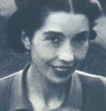Ester Huneeus. (Marcela Paz)