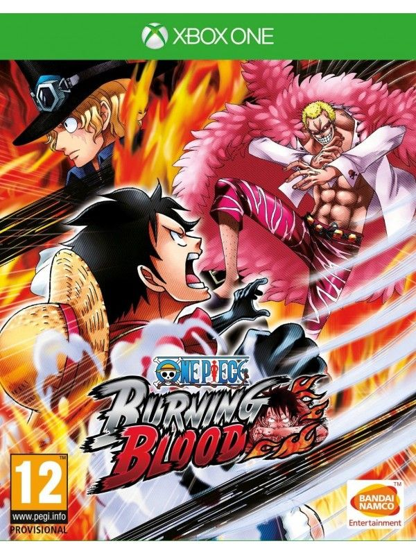 One Piece Burning Blood XBox One