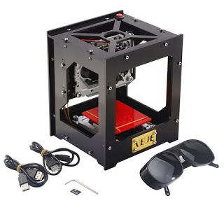 2016 New cnc engraving machine NEJE 1000mW Automatic DIY Print laser engraver mini USB Engraving Machine Off-line Operation (32740025325)  SEE MORE  #SuperDeals