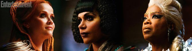 Sneak Peek: A Wrinkle in Time  Entertainment Weeklyhas revealed a sneak peek at Ava DuVernay's upcoming film adaptation of Madeleine L'Engle'sA Wrinkle in Time. Based on the 1963novel of the same name, the film tells the story of Meg Murry (Storm Reid), her brother Charles, and their friend Calvin who go... - http://www.reeltalkinc.com/sneak-peek-a-wrinkle-in-time/