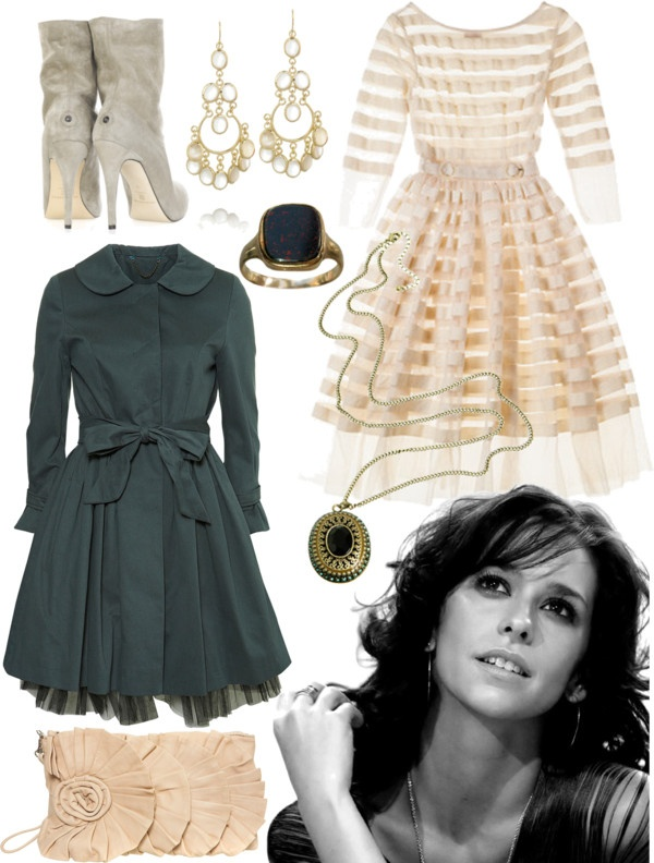 """Melinda Gordon"" by morganlefay on Polyvore"