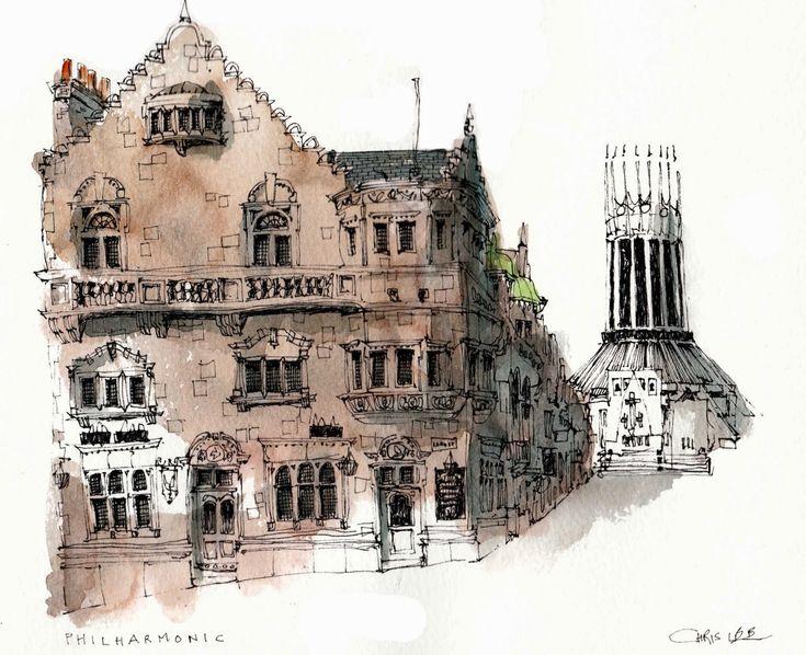 7798 best images on pinterest food illustrations for Chris lee architect