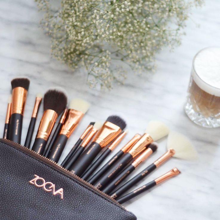 Zoeva brushes ❤️