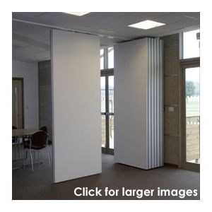 Best 25 movable walls ideas on pinterest moving walls for Acoustic folding partitions