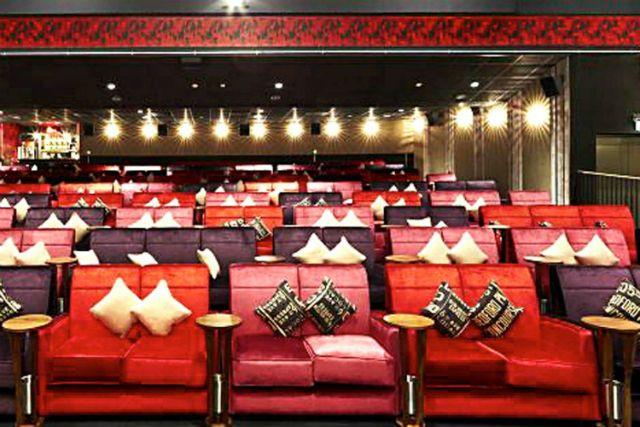 """Everyman Cinema in London."""